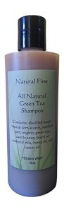 Natural First Green Tea Clarifying Shampoo