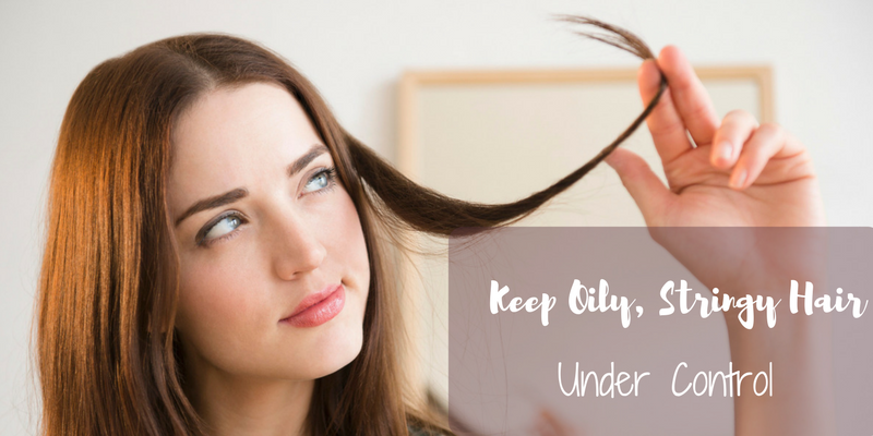 how to keep your oily stringy hair under control oily hair no more