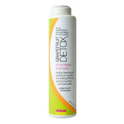 14. Best Clarifying Shampoo For Budget Friendly: Beautiful Nutrition Grapefruit Detox Shine Repair Shampoo