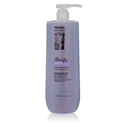 24. Best Clarifying Shampoo For Sensitive Oily Hair: Rusk Sensories Detoxifying Clarifying Shampoo