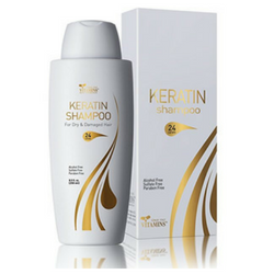 25. Best Clarifying Shampoo For Fine Hair: Keratin Protein Hair Care Shampoo (HY Vitamins)