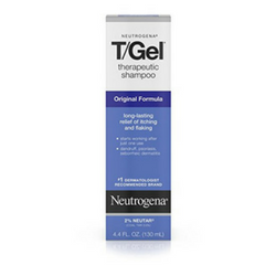 3. For Dry, Itchy Scalp: Neutrogena T/Gel Therapeutic Shampoo