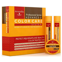 4. Best For Colour-Treated Hair Advanced Color Care Sulphate