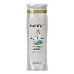 5. Pantene Pro-V Weekly Deep Cleanse Purifying Shampoo