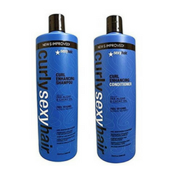 6. Best For Curly Hair Curly Sexy Hair Curl Defining Sulphate- Free Shampoo
