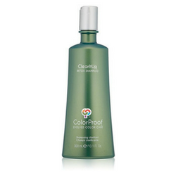 6. Runner Up: Color Proof Clear It Up Detox Shampoo